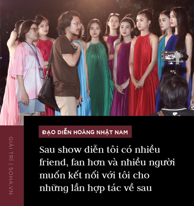 Đạo diễn Hoa hậu VN: 'Choáng' với đôi chân của Đỗ Thị Hà từ cái nhìn đầu tiên và lý do đêm thi kéo dài - Ảnh 2