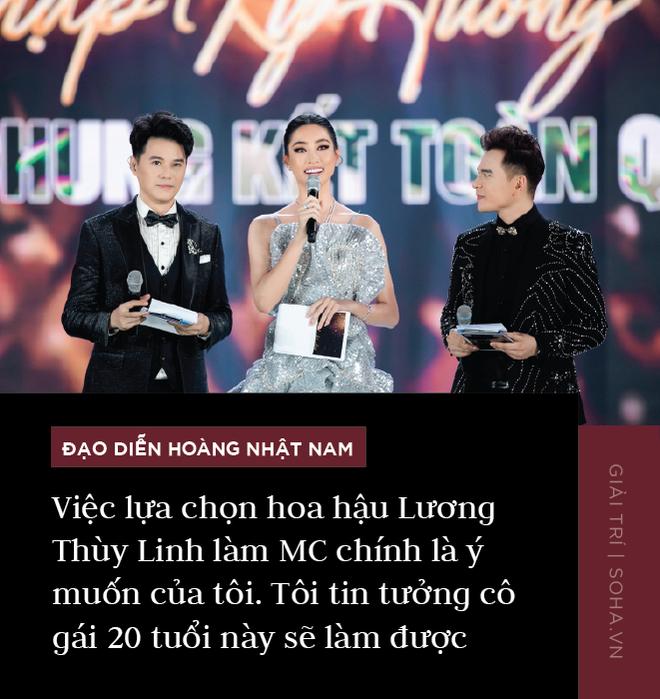 Đạo diễn Hoa hậu VN: 'Choáng' với đôi chân của Đỗ Thị Hà từ cái nhìn đầu tiên và lý do đêm thi kéo dài - Ảnh 5
