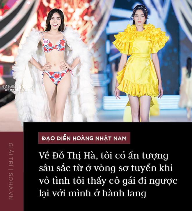 Đạo diễn Hoa hậu VN: 'Choáng' với đôi chân của Đỗ Thị Hà từ cái nhìn đầu tiên và lý do đêm thi kéo dài - Ảnh 7