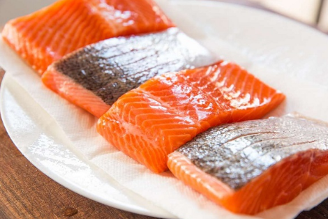 Cá hồi áp chảo thơm ngon bổ dưỡng cực kì dễ làm - Ảnh 2