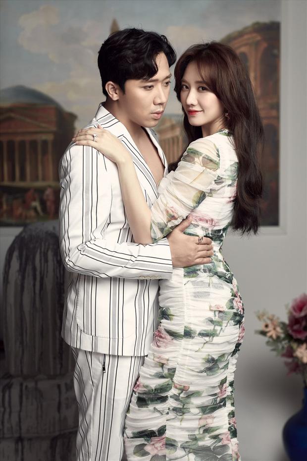 """Ngập bể """"đường"""" của Hari Won - Trấn Thành: Quy định phải hôn nhau trước khi đi làm, chồng quên phải bù cho vợ ra sao? - Ảnh 4"""