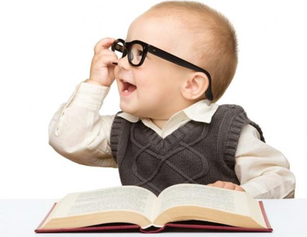 5 biểu hiệu nhận biết trẻ sơ sinh 'thông minh' bẩm sinh - Ảnh 5