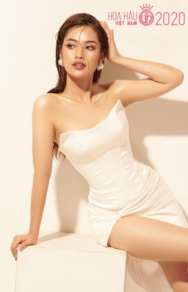 Lộ diện ứng viên Hoa hậu Việt Nam 2020 chuẩn 'nhà người ta': Nét cực Tây, học lực khủng còn có thành tích ở Miss World - Ảnh 1