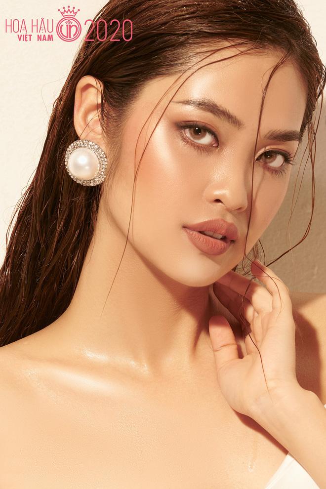 Lộ diện ứng viên Hoa hậu Việt Nam 2020 chuẩn 'nhà người ta': Nét cực Tây, học lực khủng còn có thành tích ở Miss World - Ảnh 2