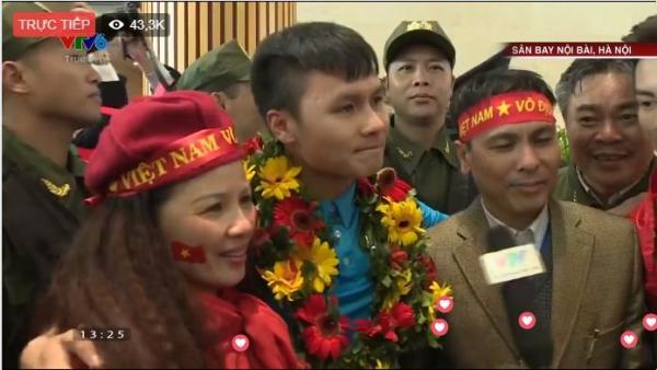 Tình yêu của cầu thủ U23 Việt Nam dành cho cha mẹ khiến cộng đồng mạng xúc động - Ảnh 3