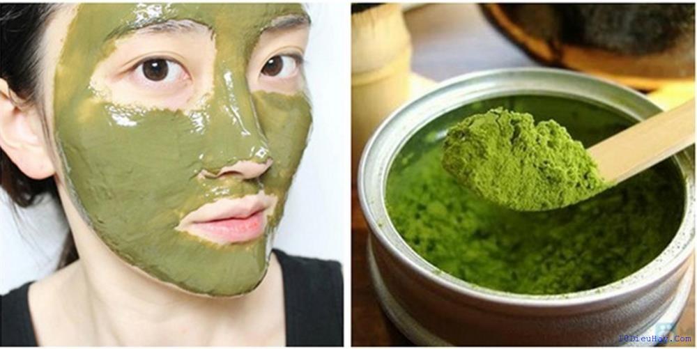 Đắp mặt nạ giúp chăm sóc và điều trị da mụn ngày Tết