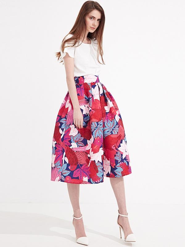 Gợi ý cách mix đồ với chân váy cực xinh cho các nàng diện ngay Tết này - Ảnh 5