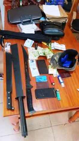 Đánh án ma túy ở thị trấn vùng biên - Ảnh 2