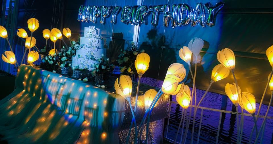 Gái xinh Cà Mau đặt tiệc sinh nhật 120 triệu, không có tiền trả vì chỉ 5 người đến dự - Ảnh 4