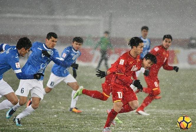 Hé lộ tổng số tiền thưởng và phần thưởng 'cực khủng' của U23 Việt Nam - Ảnh 1