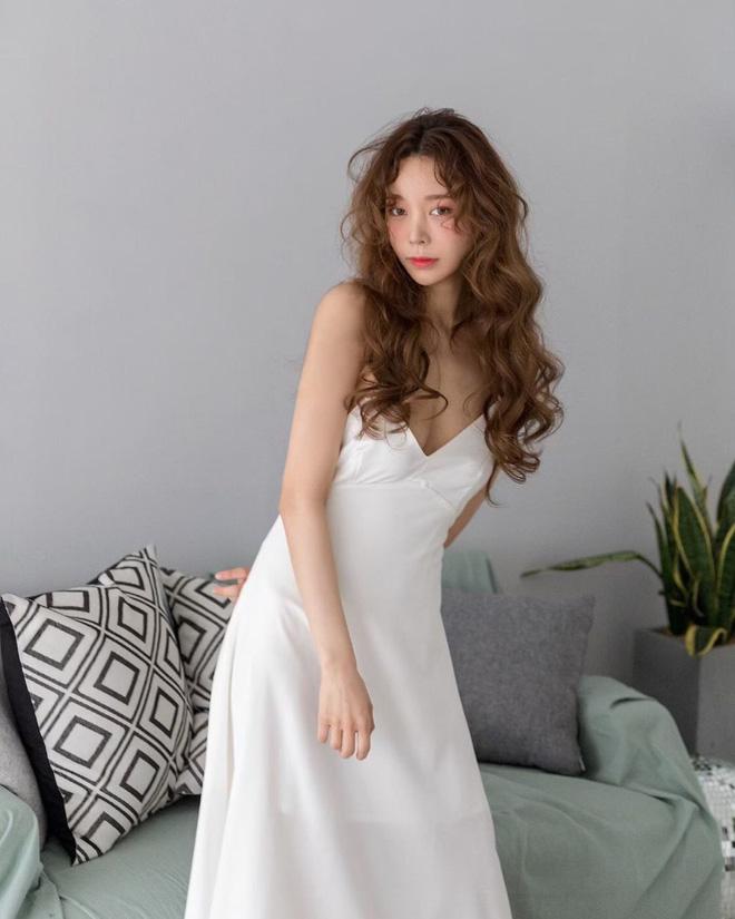 Học gái Hàn nhuộm tóc màu caramel không cần tẩy để makeup đơn giản vẫn xinh, diện đồ là 'auto' trừ tuổi - Ảnh 8