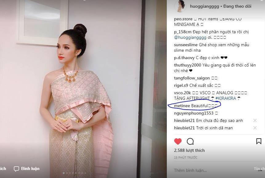 Hương Giang Idol khiến siêu mẫu hàng đầu Thái Lan phải khen ngợi! - Ảnh 2