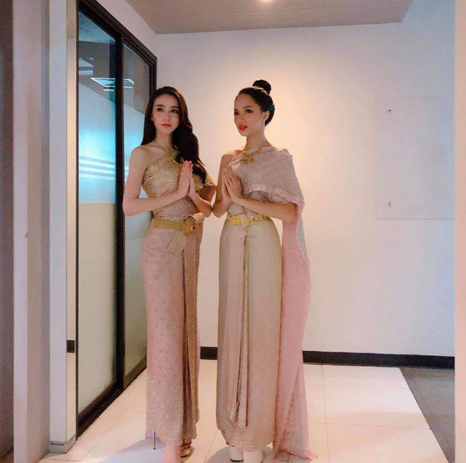 Hương Giang Idol khiến siêu mẫu hàng đầu Thái Lan phải khen ngợi! - Ảnh 4