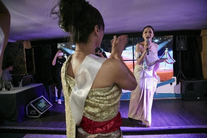 Hương Giang Idol khiến siêu mẫu hàng đầu Thái Lan phải khen ngợi! - Ảnh 8