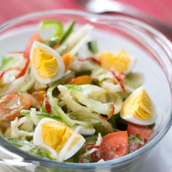 Muốn giảm cân nhanh, hãy áp dụng thực đơn ăn trứng gà luộc trong vòng 7 ngày này - Ảnh 3