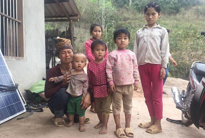 Chồng và con trai bị giết hại dã man: Tương lai mịt mờ của người góa phụ cùng 5 đứa con nheo nhóc - Ảnh 1