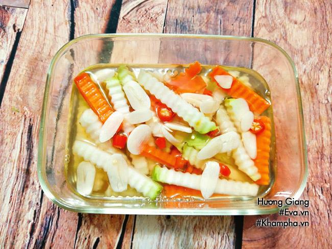 Mùa su hào về làm dưa muối chua chua, giòn tan ăn với cơm thật thích - Ảnh 4