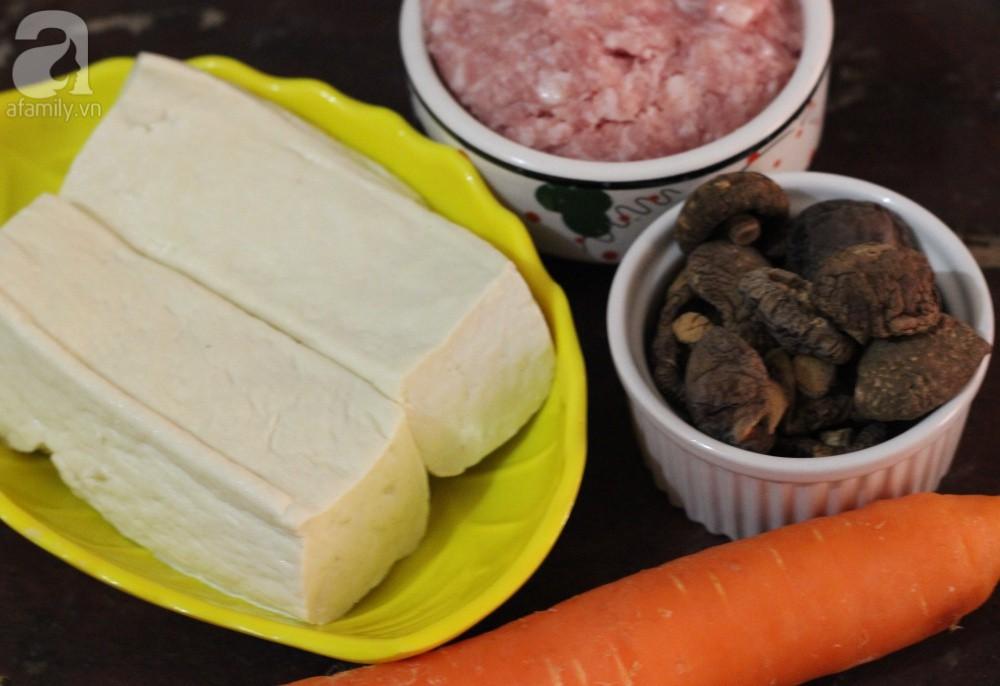 Mẹ Momo chia sẻ cách nấu canh đậu phụ chinh phục cả nhà - Ảnh 1