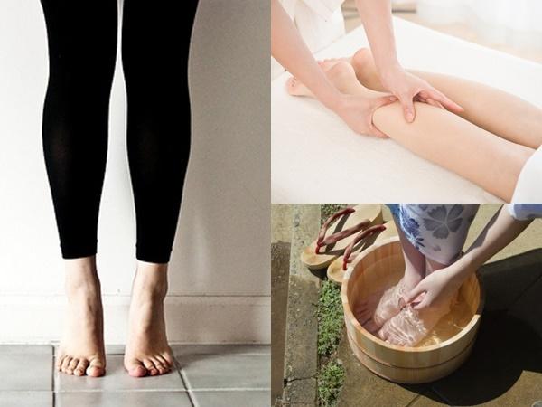 Bắp chân to đến mấy cũng thon gọn nhanh chóng nhờ những bí quyết cực đơn giản này
