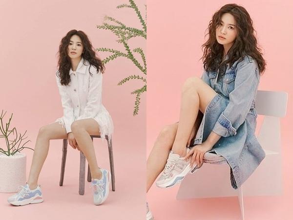 Bất chấp tin đồn kết hôn, Song Hye Kyo tái xuất với hình tượng mới đầy trẻ trung khiến fan bấn loạn