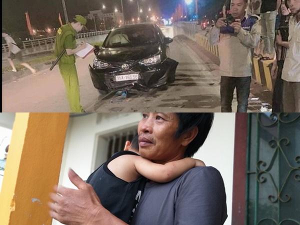 Bé trai 18 tháng tuổi thoát chết kỳ diệu sau vụ tai nạn nghiêm trọng khiến cả gia đình nhập viện ở Ninh Bình