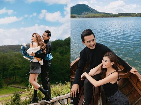 Bên nhau 6 năm vẫn ngọt ngào như thuở mới yêu, vợ chồng diễn viên Lương Thế Thành khoe loạt ảnh cực tình tứ