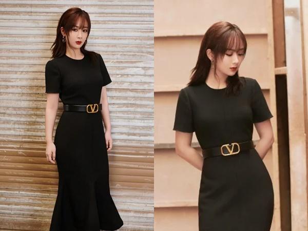 Bị cà khịa vai thô còn mặc váy khoe vai, Dương Tử đổi phong cách nhưng vẫn bị chê tơi tả