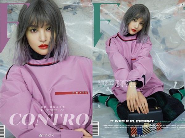 Bị chê một màu, Trịnh Sảng quyết cắt phăng mái tóc dài, lột xác hoàn toàn khiến netizen ngỡ ngàng