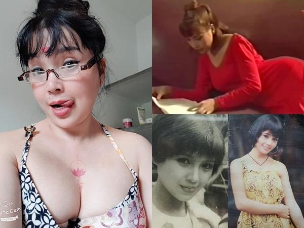 Bị nghi 'dao kéo' vòng 1, nghệ sĩ Lan Hương đăng ảnh cũ chứng minh vóc dáng nóng bỏng từ thời thiếu nữ