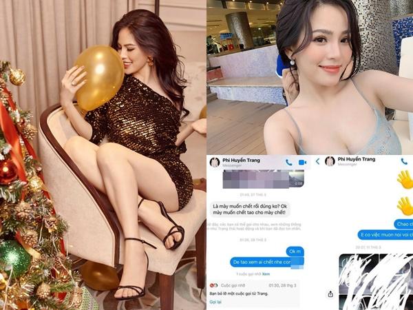 Bị tố giật chồng, lộ clip 'nóng', 'Thánh nữ mì gõ' Phi Huyền Trang phản ứng mạnh mẽ: 'Ai làm người đó phải chịu tội'