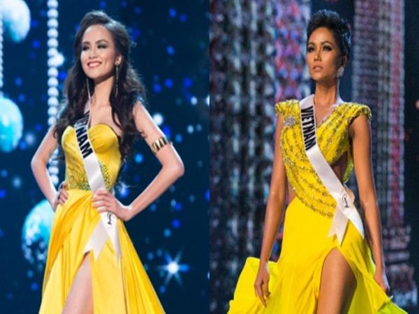 Bỗng bị so chiếc váy từng dự thi quốc tế với H'Hen Niê, Hoa hậu Diễm Hương lên tiếng một câu thôi mà khiến ai cũng phải gật gù