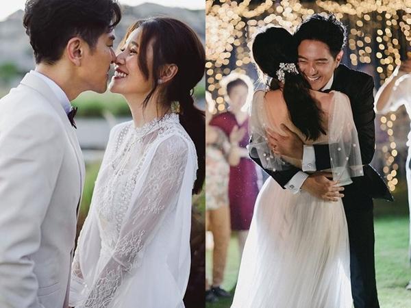 Cận cảnh đám cưới đẹp như mơ của mỹ nam 'Cung Tâm Kế' và bạn gái 5 năm