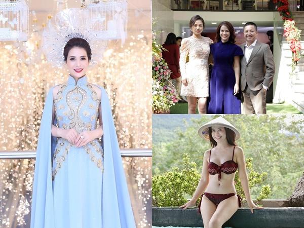 Cận cảnh nhan sắc bạn gái kém 17 tuổi của Chí Trung: Gương mặt đẹp chuẩn Á hậu, body cũng 'không phải dạng vừa'