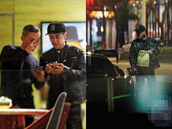 Chàng 'Đoàn Dự' Lâm Chí Dĩnh khiến chị em 'phát cuồng' vì nửa đêm vẫn lái siêu xe đi mua đồ ăn cho vợ