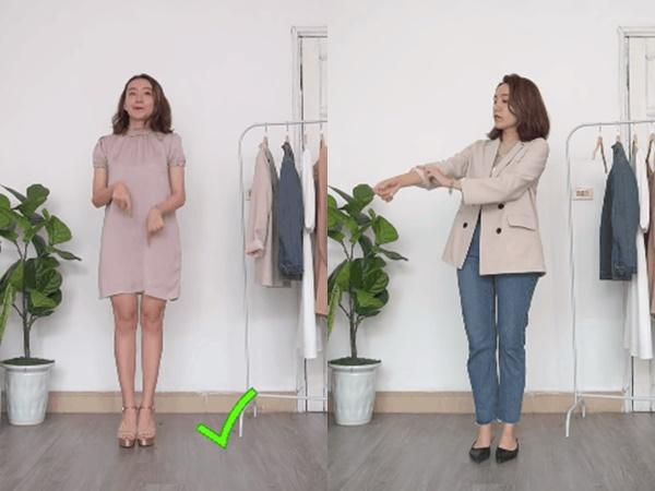 """Chẳng phải fashionista nhưng cô nàng này vẫn có 8 cách mix đồ giúp các nàng """"kéo chân - bóp eo"""" cực đỉnh"""