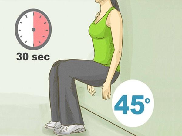 """Chỉ 1 động tác giúp bụng thon, mông nở đơn giản nhưng """"thần thánh"""" tới nỗi squat còn chẳng sánh kịp!"""
