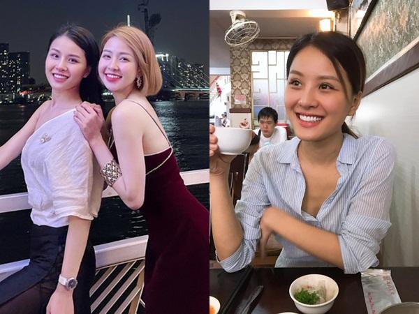 Chị gái hot girl Trâm Anh: xinh đẹp nóng bỏng không thua kém em gái