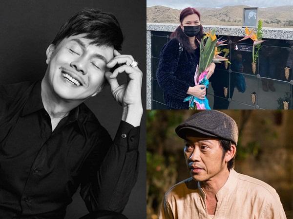 Tròn 100 ngày NS Chí Tài qua đời: Ca sĩ Phương Loan, danh hài Hoài Linh cùng dàn sao Việt bày tỏ tiếc thương