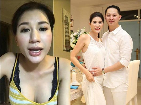 Chồng bị chê xấu, Trang Trần có màn đáp trả cực gắt khiến anti-fan câm nín