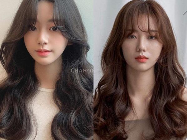 """Có 4 kiểu tóc xoăn """"chuẩn Hàn"""" hội gái xinh cứ thi nhau diện, bạn đu theo đảm bảo lột xác"""
