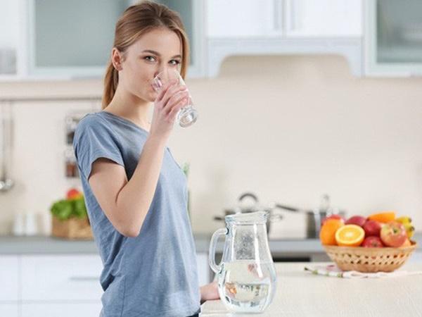 Cơ thể bị trữ nước cũng khiến bạn tăng cân và đây là những cách xử lý tuyệt vời