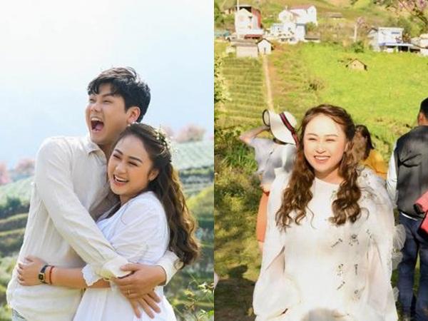 Con gái diva Thanh Lam tung ảnh hậu trường chụp hình cưới cực đáng yêu khiến dân mạng bấn loạn