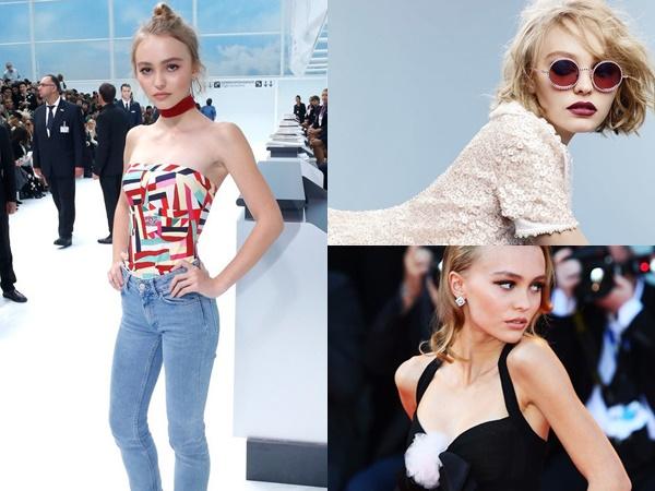 Con gái tài tử Johnny Depp giữ dáng thế nào để trở thành người mẫu đẹp hút hồn ở độ tuổi trăng tròn?