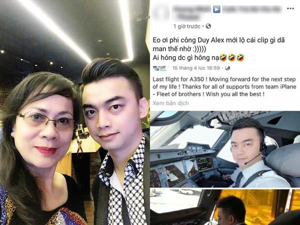Con trai bị nghi lộ clip 'nóng', NSƯT Hương Dung bức xúc: 'Thích nổi mà phải dựa hơi người khác thì muôn đời mạt kiếp'