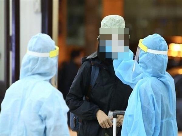 Lịch trình di chuyển của bệnh nhân nữ 24 tuổi là F1 của ca bệnh người Nhật Bản