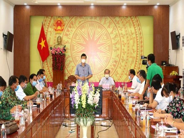 Nóng: Đồng Tháp họp khẩn vì phát hiện trường hợp dương tính COVID-19 nhập cảnh từ Campuchia