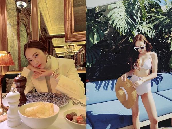 Đã 30 tuổi nhưng Jessica Jung vẫn trẻ trung mơn mởn với body chuẩn chỉnh, bí quyết là gì?