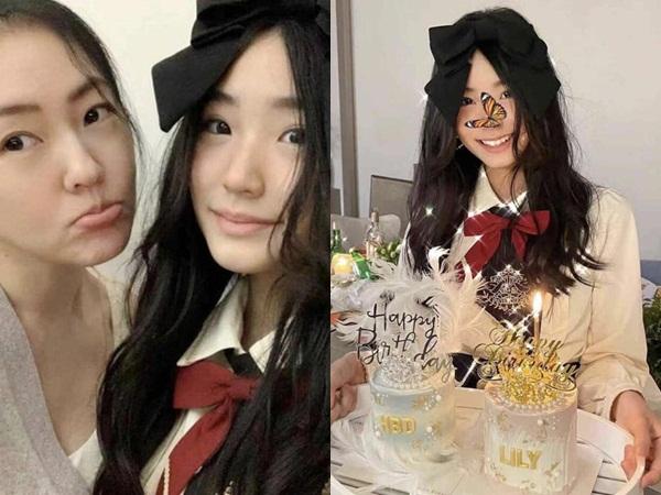 Đăng ảnh sinh nhật đón tuổi 13, con gái Tiểu S gây bão với chiều cao và visual siêu xinh, nổi bật hơn cả mẹ