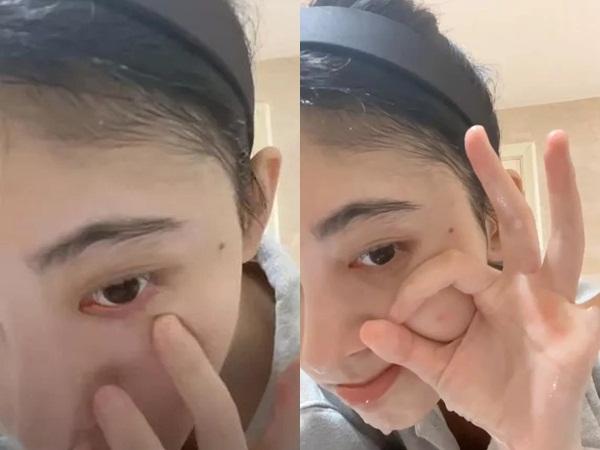 Đăng clip khoe mặt mộc, 'mỹ nhân 4000 năm' Cúc Tịnh Y vô tình để lộ bằng chứng phẫu thuật thẩm mỹ