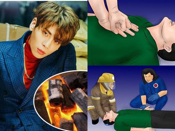 Đây chính là cách khí than - CO giết nam ca sĩ Jonghyun (SHINee)